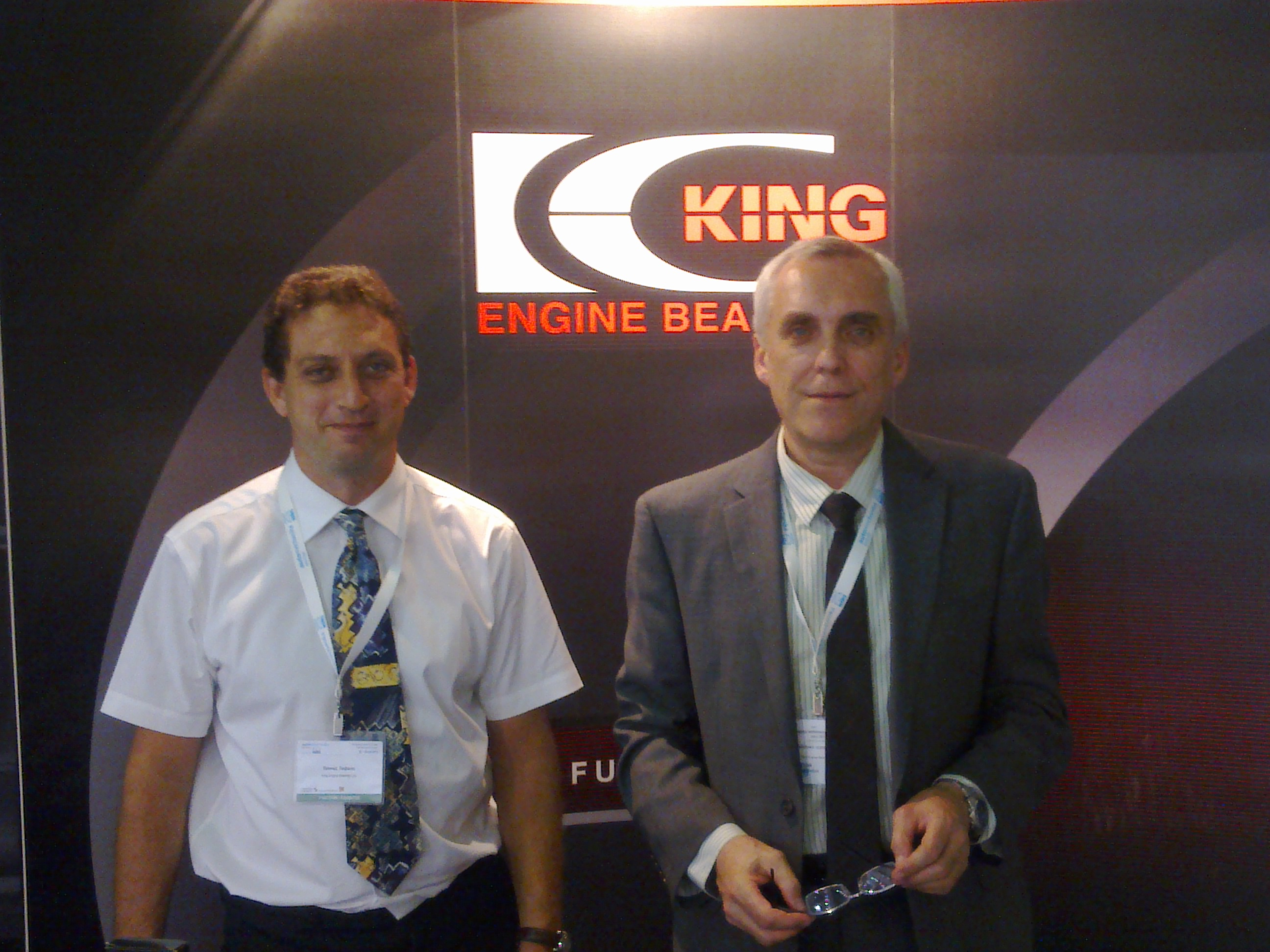 King Bearings на Automechanika Moscow powered by MIMS