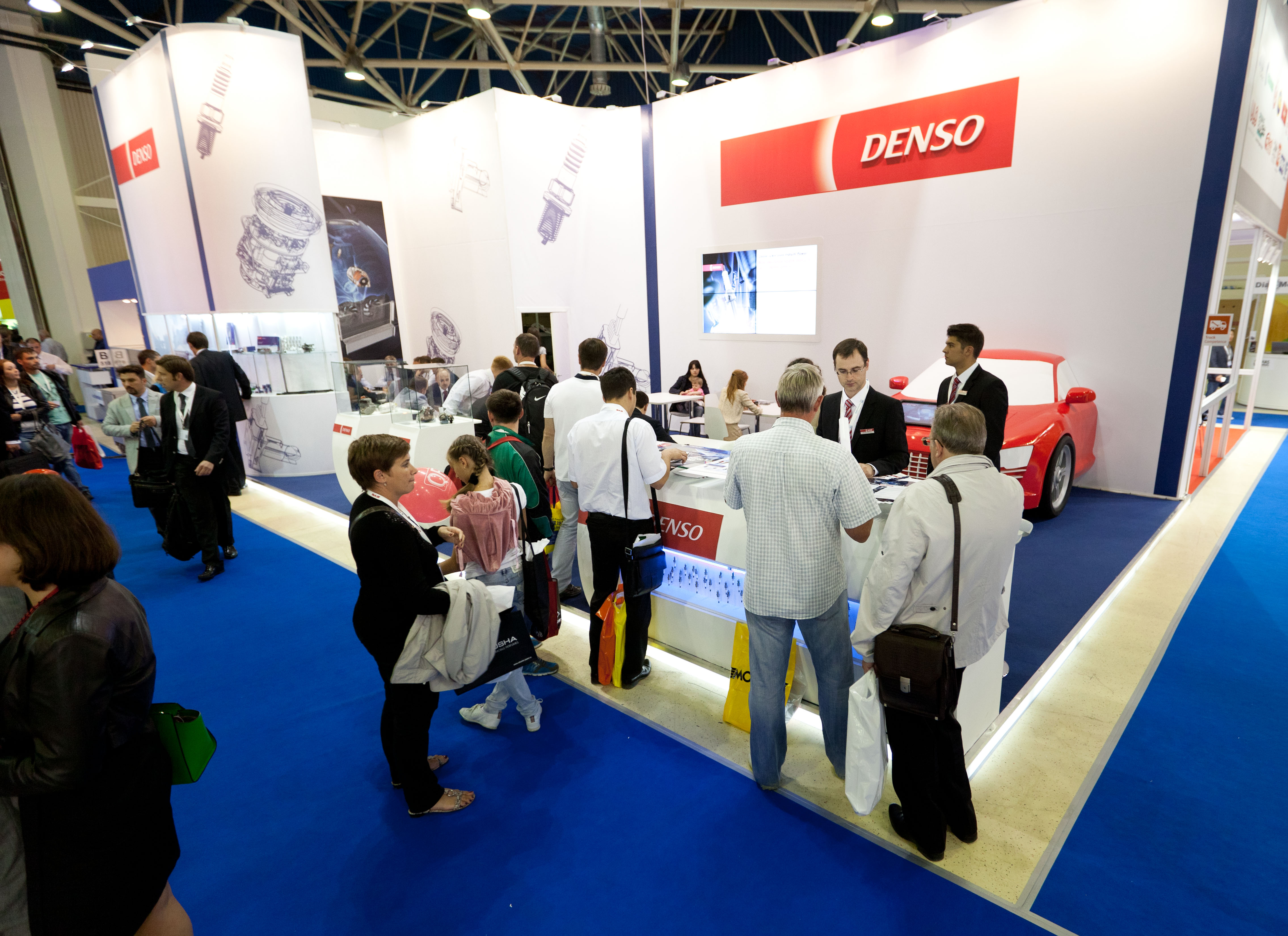 DENSO на Automechanika Moscow powered by MIMS